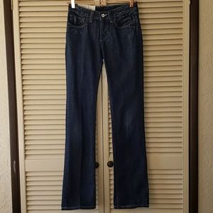 {Loomstate} 100% Organic Cotton Straight Leg Jeans